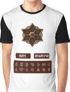 Sw Rune Graphic T-Shirt