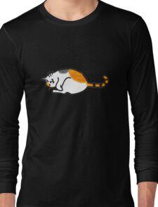 Calico cat - v2 Long Sleeve T-Shirt