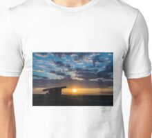 5000 years old Polnabrone Dolmen in Burren, Co. Clare - Ireland Unisex T-Shirt