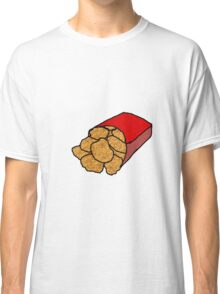 Realistic Chicken Nuggets Classic T-Shirt