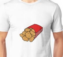 Realistic Chicken Nuggets Unisex T-Shirt