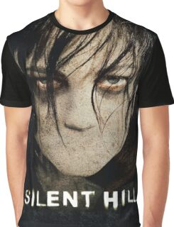 Silent Hill mouth Graphic T-Shirt