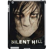 Silent Hill mouth iPad Case/Skin