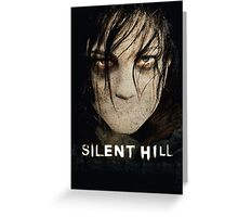 Silent Hill mouth Greeting Card