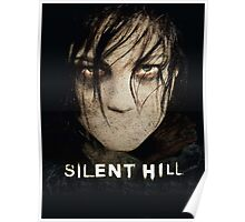 Silent Hill mouth Poster
