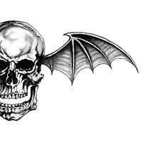 A7X Deathbat by MentalBlank