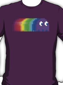 Pac-Man Ghost Fade T-Shirt