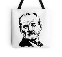 Bill Face Tote Bag