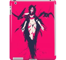 Crow Girl iPad Case/Skin