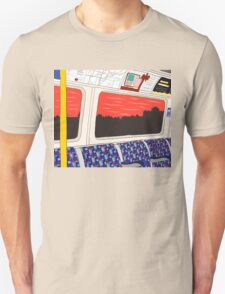 View from London Jubilee Line Unisex T-Shirt