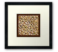 Dried Bean 3 Framed Print