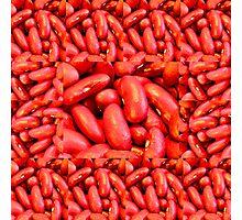 Dried Bean 4 Photographic Print