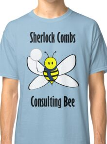 Sherlock Combs, Consulting Bee Classic T-Shirt