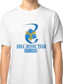 Zora Diving Team Classic T-Shirt