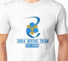 Zora Diving Team Unisex T-Shirt