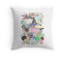 Ultimate Sherlock  Throw Pillow