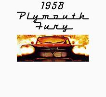 Christine - 1958 Plymouth Fury (Fire) Unisex T-Shirt