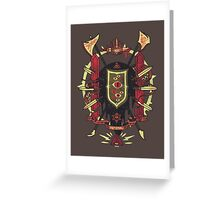 Astral Ancestry Greeting Card