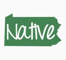 Pennsylvania Native PA Pride by mindofstate