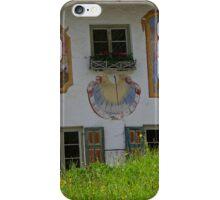 Old Farmhouse in Tyrol iPhone Case/Skin