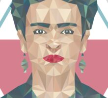 Pastel Frida Sticker