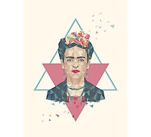 Pastel Frida Photographic Print