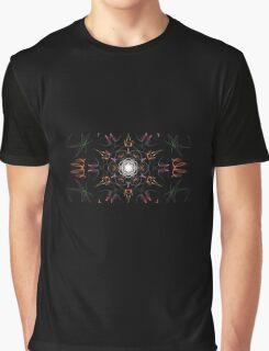 Smoke art Graphic T-Shirt