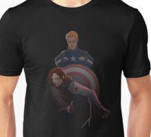 Cap and Buck Unisex T-Shirt