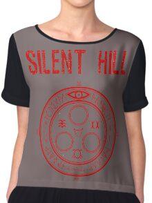 Silent Hill Chiffon Top