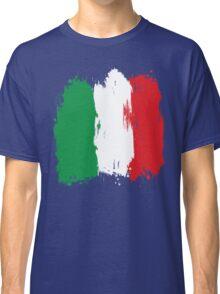 Italy - Paint Splatter Classic T-Shirt