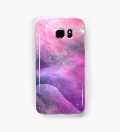Orion Nebula [Pink Clouds] Stickers and Shirts Samsung Galaxy Case/Skin