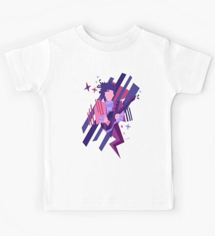 Purple Ghost Kids Tee