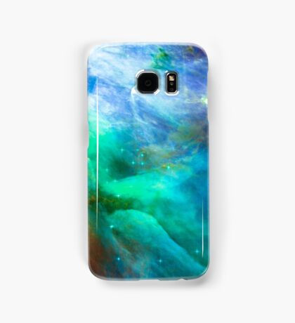 Orion Nebula [Sea of Green] Stickers and Shirts Samsung Galaxy Case/Skin