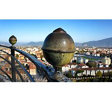 Above Pisa Photographic Print