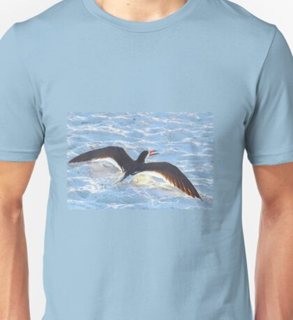 Wings displayed Unisex T-Shirt