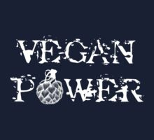 Vegan Power One Piece - Long Sleeve