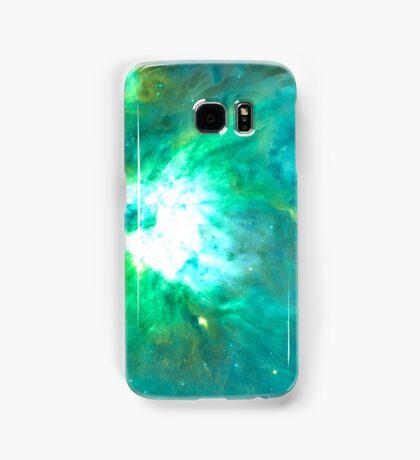 Orion Nebula [Green] | Fresh Universe Samsung Galaxy Case/Skin
