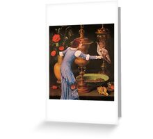 Sing For Me Greeting Card