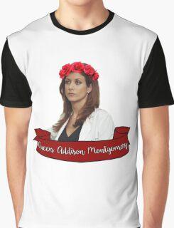 Addison Montgomery Graphic T-Shirt