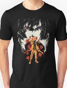 Naruto Shippuden Sasuke last forms Unisex T-Shirt
