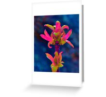 Maple Buds Greeting Card