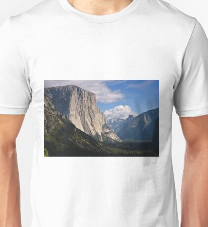 El Capitan, Yosemite National Park Unisex T-Shirt