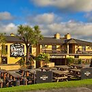 Durty Nellys Irish Pub, Famous Landmark in County Clare, Ireland. by Noel Moore Up The Banner Photography