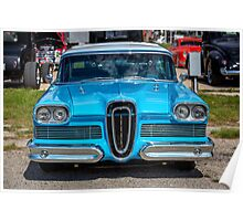 Ford Edsel Print Poster