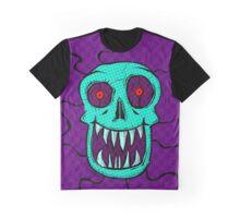 Killer Skull Graphic T-Shirt