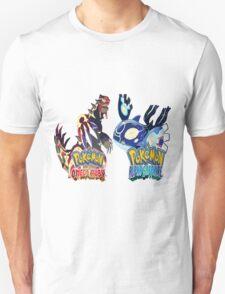 Kyogre & Groudon T-Shirt
