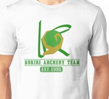 Kokiri Archery Team Unisex T-Shirt