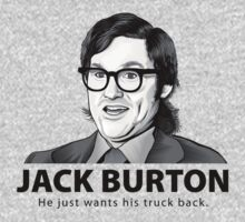 Jack Burton wants his truck back! by Jf  Lemay