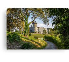 dromoland castle hotel golf club county clare ireland Canvas Print