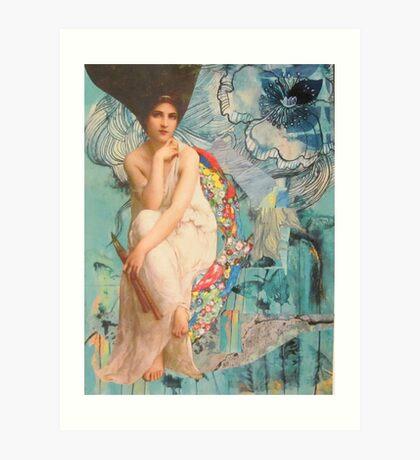 Sybil  Art Print